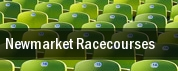 Newmarket Racecourses tickets