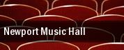 Newport Music Hall tickets