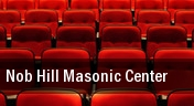 Nob Hill Masonic Center tickets