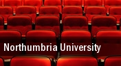 Northumbria University tickets
