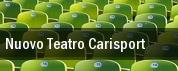 Nuovo Teatro Carisport tickets
