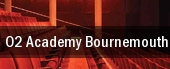 O2 Academy Bournemouth tickets