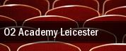 O2 Academy Leicester tickets