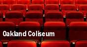 Oakland Coliseum tickets