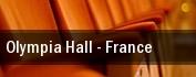Olympia Hall tickets