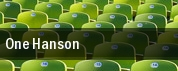 One Hanson tickets