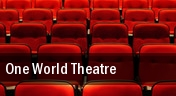 One World Theatre tickets
