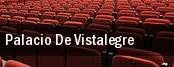 Palacio De Vistalegre tickets