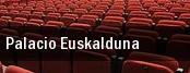 Palacio Euskalduna tickets