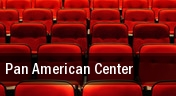 Pan American Center tickets