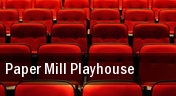 Paper Mill Playhouse tickets
