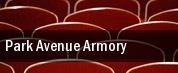 Park Avenue Armory tickets