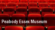 Peabody Essex Museum tickets