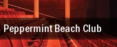 Peppermint Beach Club tickets