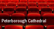 Peterborough Cathedral tickets