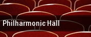 Philharmonic Hall tickets