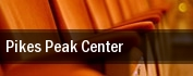 Pikes Peak Center tickets