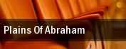 Plains Of Abraham tickets