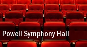 Powell Symphony Hall tickets