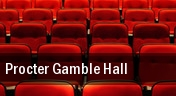 Procter & Gamble Hall tickets