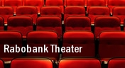 Rabobank Theater tickets