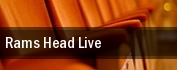 Rams Head Live tickets