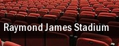 Raymond James Stadium tickets