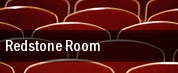 Redstone Room tickets