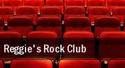 Reggie's Rock Club tickets