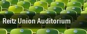 Reitz Union Auditorium tickets