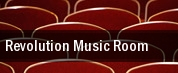 Revolution Music Room tickets