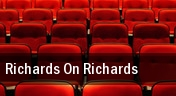 Richards On Richards tickets