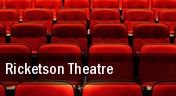 Ricketson Theatre tickets