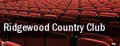 Ridgewood Country Club tickets