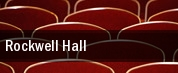 Rockwell Hall tickets
