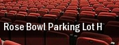 Rose Bowl Parking Lot H tickets