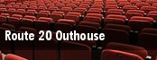 Route 20 Outhouse tickets