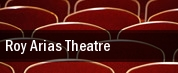 Roy Arias Theatre tickets
