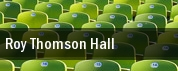 Roy Thomson Hall tickets