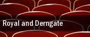 Royal and Derngate tickets