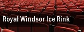 Royal Windsor Ice Rink tickets