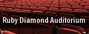 Ruby Diamond Auditorium tickets