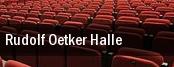 Rudolf Oetker Halle tickets