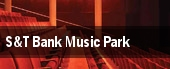 S&T Bank Music Park tickets
