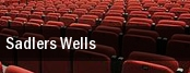 Sadlers Wells tickets