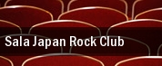 Sala Japan Rock Club tickets