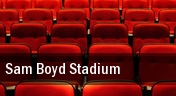 Sam Boyd Stadium tickets
