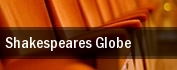 Shakespeare's Globe tickets