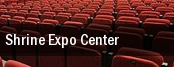 Shrine Expo Center tickets