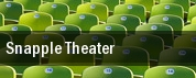 Snapple Theater tickets